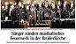 Deborah Woodson mit uns in Altenburg